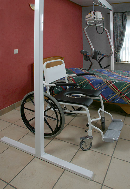 Freedom Tracker Wheelchair Lift : Surehands lift and care systems wheel chair lifts